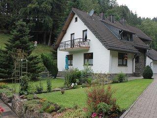 Ferienwohnung Hellenthal am Nationalpark Eifel