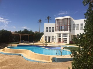 Incredible 5 bedrooms villa for rent in El Gouna
