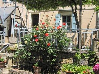 La maison de Fernande au porte des Gorges du Tarn