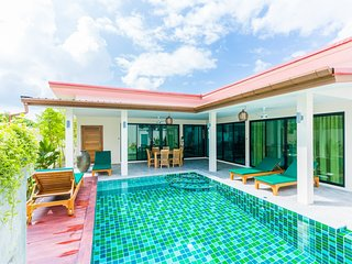 Nenuphar ,new tropical private pool villa  Change listing
