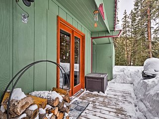 NEW! 1BR Breckenridge Cabin - 10 Min to Peak 9!