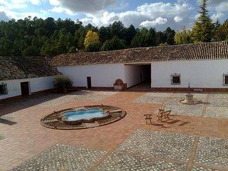 Casa de Campo en Villalba de la Sierra - Cuenca