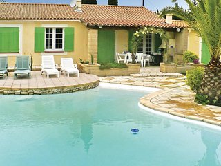 3 bedroom Villa in Boulbon, Provence-Alpes-Cote d'Azur, France : ref 5539367