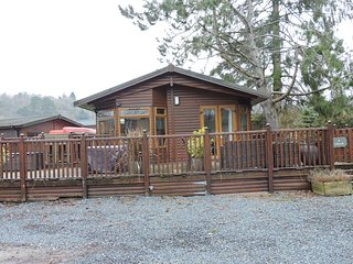 3 Bedroom dog friendly lodge on Lake Windermere