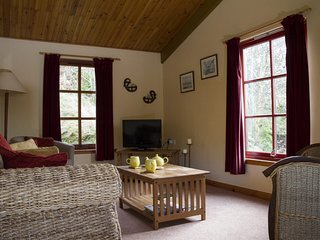 Rhum Lodge - Duirinish Holiday Lodges