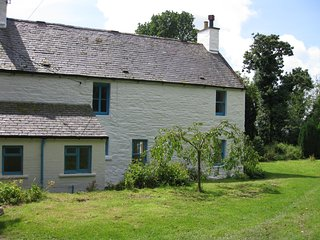 Holiday cottage with stunning sea views in Dumfries and Galloway