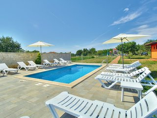 4 bedroom Apartment in Gornji Babici, Istria, Croatia : ref 5564697