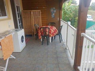 Nice apt near the beach & terrace