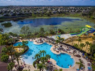 Windsor Hills Resort 1 | 2 Bed 2 Bath, two miles from Disney!