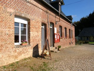 Spacious house in Berville
