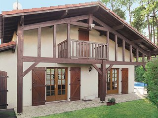 3 bedroom Villa in Vieux-Boucau-les-Bains, Nouvelle-Aquitaine, France : ref 5435