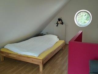 Modern eingerichtetes Gästehäuschen nahe Osnabrück