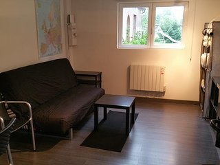 Nice studio in Saint-Ay & Wifi