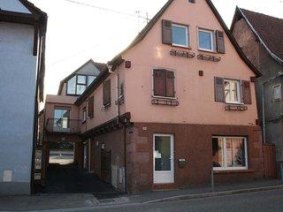 Amazing house in Kintzheim & Wifi