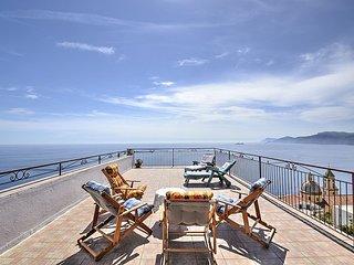 2 bedroom Villa in Praiano, Campania, Italy : ref 5228664