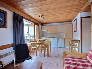 Nice apt - 700 m from the slopes
