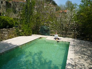 Beautiful house with swimming-pool