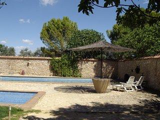 Conjunto de casas rurales en el centro de Andalucia