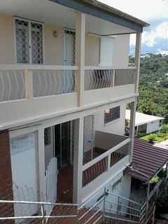Nice apt with balcony