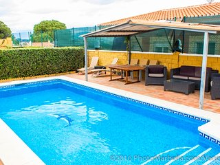 Villa Vanessa with pool and terrace