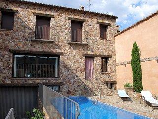 Casa rural de lujo en los Montes de Toledo, cerca de Madrid