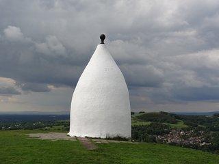 White Nancy overlooking Bollington
