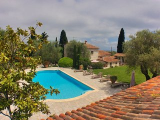 Private Villa with pool- Tourrettes-sur-Loup