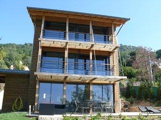 Eco Villa with pool - Stunning coastal views Magagnosc