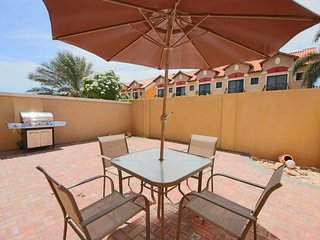 GOLD COAST ARUBA - Casual Ambience Two-bedroom townhome - GC103 - MALMOK BEACH