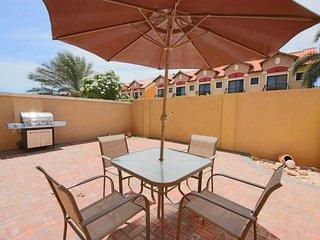 GOLD COAST ARUBA - Casual Ambience Two-bedroom townhome - GC103 - MALMOK BEACH