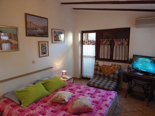 Apartment - 900 m from the beach