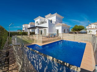 Villa Raspallon - A Murcia Holiday Rentals Property
