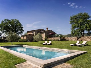 10 bedroom Villa in Corti, Tuscany, Italy : ref 5581745