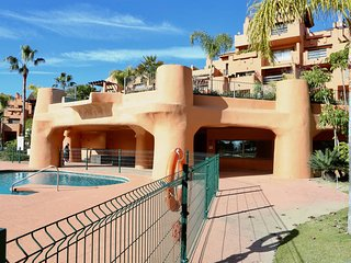 Amazing views holiday apartment Marbella/Estepona