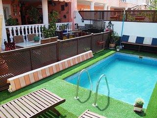 Vista Hermosa 2, Los Cristianos - 4 bed villa with private pool