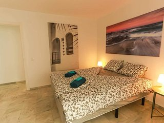 The Perfectly Located Flat by the beachBenalmadena