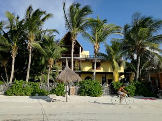 Casa Cat Ba, Isla Holbox beachfront private villa