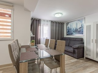 Comfortable newly refurbished apartment not far from City of Arts