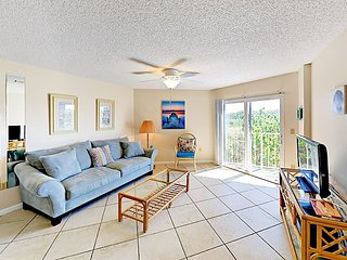 Beachfront 2BR Ocean Pointe Condo w/ Resort Pool, Private Beach