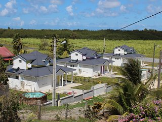Residence Christel - villa jaune