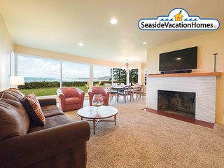 3406 Sunset - SABEY HOUSE: Ocean Front + Hot Tub + Pet Friendly