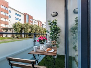 Luxurious 2 Bed Apartment in the IFSC