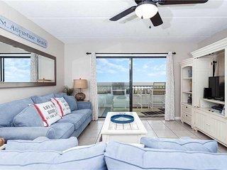 Windjammer 114, 2 Bedrooms, Beach Front, Pool, Elevator, Sleeps 6 - Condominium