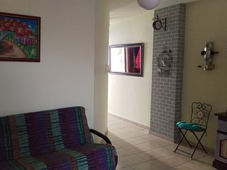 Private apartment in the central hotel
