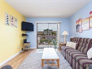 Ocean & Racquet 3204, 2 Bedrooms, 2nd Floor, 2 Pools, Sleeps 6 - Condominium