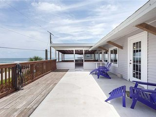 Lenoras Pelican Beach House Upper Level, 3 Bedroom, OceanFront, Sleeps 6 - House