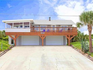 Lenoras Pelican Beach House, 4 Bedroom, OceanFront, Pet Friendly, Sleeps 10 - Ho