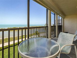 Terra Mar 604, 2 Bedroom, Gulf Front, Elevator, Heated Pool, Sleeps 6 - Condomin