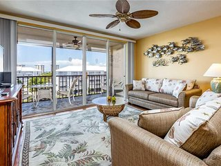 Hibiscus Pointe 342, 2 Bedroom, Canal View, Elevator, Heated Pool, Sleeps 6 - Co