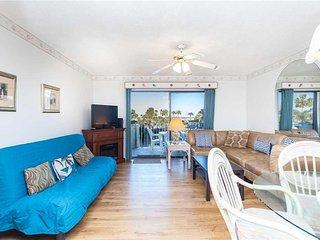 Ocean Villas 40, 2 Bedroom, Ocean View, Pool, WiFi, Sleeps 7 - Condominium